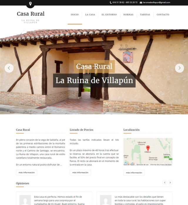 Casa Rural La Ruina de Villapun