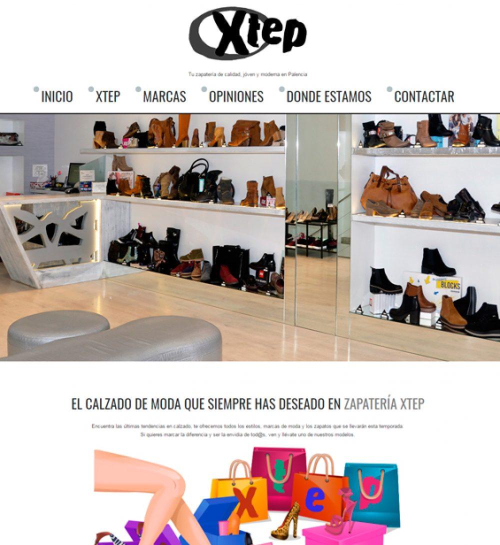 f30bab69 ZAPATERÍA XTEP | DiseñaFacyl - Diseño de Páginas Web en Palencia