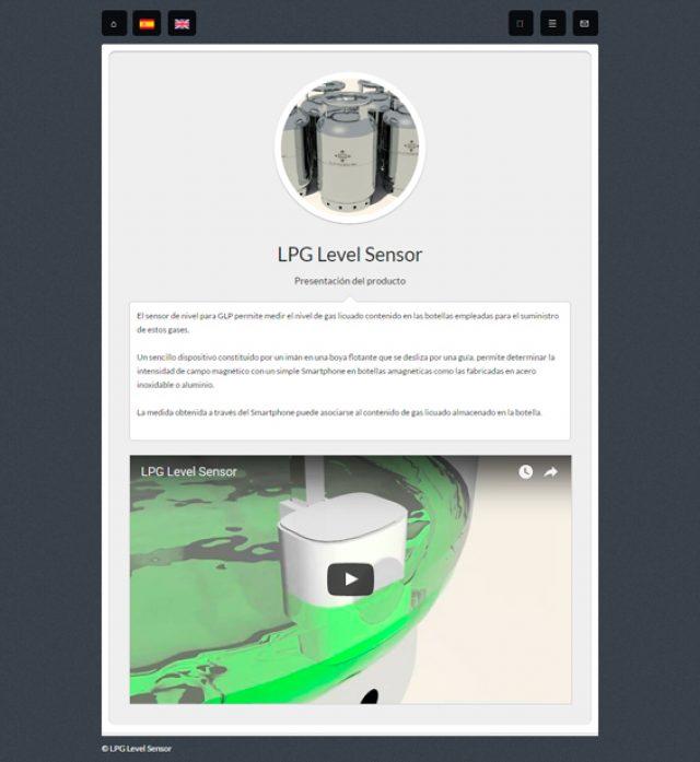 LPG - Level Sensor