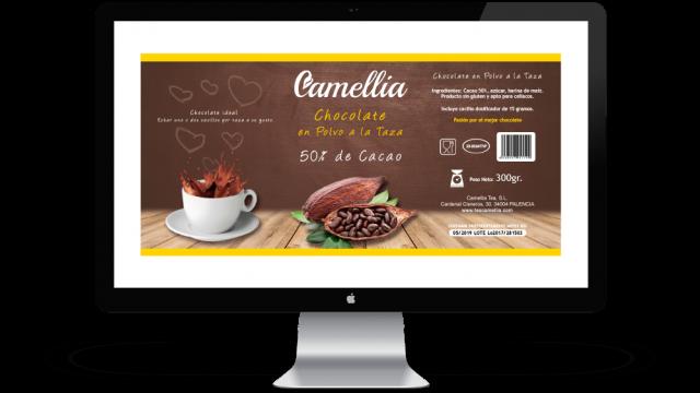 TES CAMELLIA – PUBLICIDAD